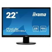 IIYAMA Monitor IIYAMA ProLite X2283HSU-B1DP