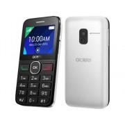 Alcatel Teléfono móvil ALCATEL 20.08G (2.4'' - 2G - Blanco)