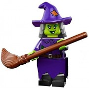 LEGO Series 14 Collectible Minifigure - Wacky Witch with Broom
