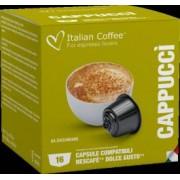 Italian Coffe Cappuccino compatibile Dolce Gusto 16 capsule