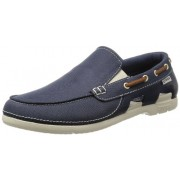 Crocs Beach Line Boat Slip-on M Men Slip on M10 [Shoes]_15386-46K-M10