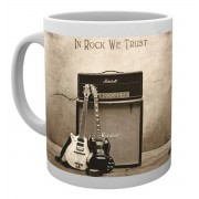tasse AC / DC Trust Rock - GB affiches - MG1195