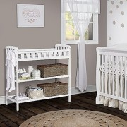 Dream On Me Emily Changing Table White