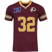 New Era Camiseta New Era Washington Redskins Vein Year - Masculina - VINHO