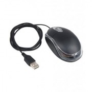 Branded 3D Optical wired USB Mouse