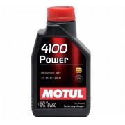MOTUL 4100 Power 15W-50 1L motorolaj