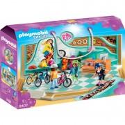 Playmobil Magazinul de biciclete si skatebord