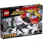 Конструктор ЛЕГО СУПЕР ХИРОУС - Битката за Асгард, LEGO Super Heroes, 76084