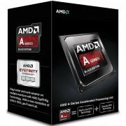 AMD CPU Kaveri A10-Series X4 7890K 4.1/4.3GHz Boost,4MB,95W,FM2, with quiet Wraith cooler box, Black Edition, Radeon TM R7 Series
