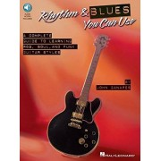 Ganapes, John Rhythm & Blues You Can Use: The Complete Guide to Learning R&B, Soul, and Funk Guitar Styles