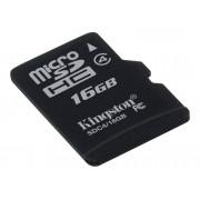Kingston Tarjeta MicroSDHC KINGSTON 16GB