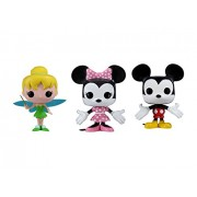Funko Classic Disney POP! Disney Vinyl Collectors Set: Mickey Mouse, Minnie Mouse & Tinker Bell Action Figure
