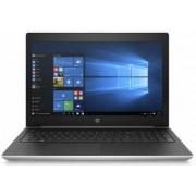 Laptop HP ProBook 450 G5 (Procesor Intel® Core™ i7-8550U (8M Cache, up to 4.00 GHz), Kaby Lake R, 15.6 FHD, 8GB, 256GB SSD, Intel® UHD Graphics 620, Wireless AC, FPR, Win10 Pro, Argintiu)
