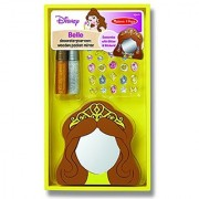 Belle Decorate-Your-Own Wooden Pocket Mirror