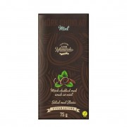 Clean Eating Mörkchoklad Mint 75 g