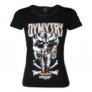 Tricou damă METALSHOP x DYMYTRY - MS066