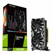 VC, EVGA GTX1660 SUPER SC ULTRA GAMING, 6GB GDDR6, 192bit, PCI-E 3.0 (06G-P4-1068-KR)
