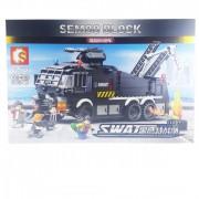 S.W.A.T. Kamion Építőkészlet