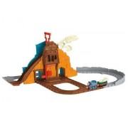 Fisher Price - Circuit Petit Train Thomas - Piste Du Dinosaure