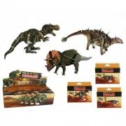3D Puzzle - Dinoszaurusz - felhúzható