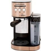 Morphy Richards Kaffeto 10 Cups Coffee Maker(Beige, Black, Silver)