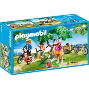 Joc PLAYMOBIL Excursie pe Biciclete