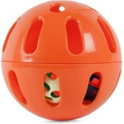 Fisher-Price Wobbly Fun Ball Rattle (Multicolor)