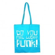 Do You Feel Lucky Punk Tote Bag, Tote Bag