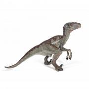 Papo Plastic velociraptor dinosaurus 15 cm
