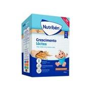 Crescimento l.a papa com leite adaptado 600g - Nutriben