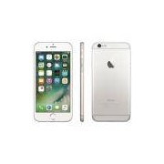 "iPhone 6 Plus Apple com 16GB, Tela 5,5"", iOS 8, Touch ID, Câmera iSight 8MP, Wi-Fi, 3G/4G, GPS, MP3, Bluetooth e NFC – Prateado"