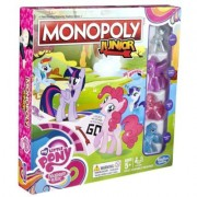 Gra Monopoly Junior My Little Pony + EKSPRESOWA DOSTAWA W 24H