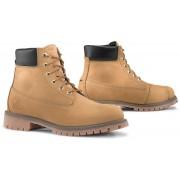 Forma Elite Zapatos impermeables moto Oro 47