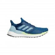 adidas Men's Solar Boost Running Shoes - Blue - US 10/UK 9.5 - Blue