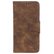 Vintage Series Samsung Galaxy S20+ Wallet Case - Coffee