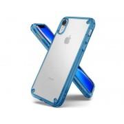 Rearth Etui Ringke Fusion do Apple iPhone XR Aqua Blue