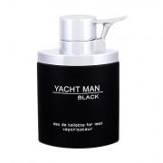 Myrurgia Yacht Man Black eau de toilette 100 ml Uomo