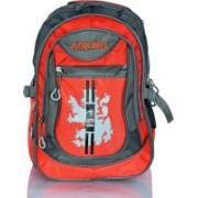 Aoking AB--1979 Waterproof Backpack(Red, Grey, 20 L)