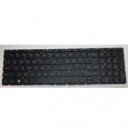 Клавиатура за HP Pavilion 15-AC 15-AF 250 G4 255 G4, US, кирилица, без рамка, черна