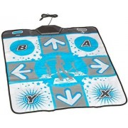 KMD Gamecube Compatable Non-Slip Dance Pad for Nintendo Wii