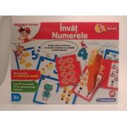 Clementoni joc educativ Invat Numerele cu stilou electronic cu lumina si sunet
