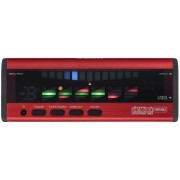 Korg Pitchblack Portable Rojo
