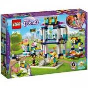 Конструктор Лего Френдс - Спортната арена на Stephanie, LEGO Friends, 41338