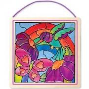 Детски стъклопис - Дъга, 14264 Melissa and Doug, 000772142649
