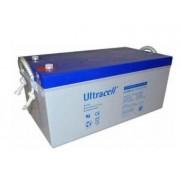 Bateria de Gel 12V 250Ah (520 x 268 x 220 mm) - Ultracell