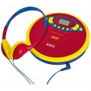AEG Reproductor CD/MP3 Portátil CDP 4228 KIds Line