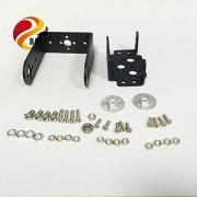Generic Official DOIT 2 DOF Slope Pan and Tilt Servos Sensor Mount Kit for Robot MG995