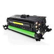 HP CE742A съвместима тонер касета yellow