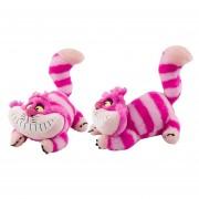 Cheshire peluche premium Disney store pelicula alicia en el pais de las maravillas gato rison