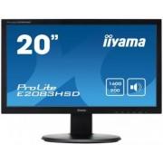 ProLite E2083HSD-B1 19.5 HD TN+Film Noir écran plat de PC LED display